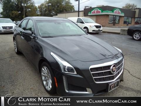 2014 Cadillac CTS for sale in Newark, OH