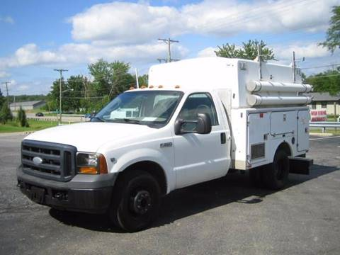 2007 Ford F-350 Super Duty for sale in Fort Wayne, IN