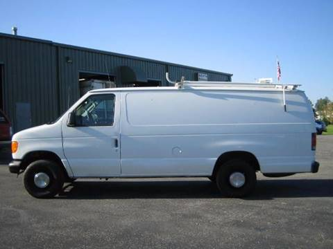 2004 Ford E-Series Cargo for sale in Fort Wayne, IN