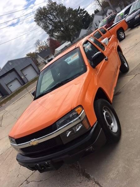 2012 Chevrolet Colorado for sale at Bam Motors in Dallas Center IA