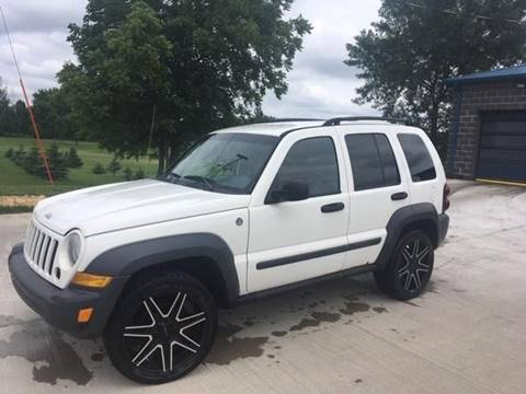 2006 Jeep Liberty for sale in Dallas Center, IA