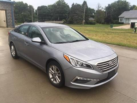 Cars For Sale In Iowa >> 2015 Hyundai Sonata For Sale In Dallas Center Ia