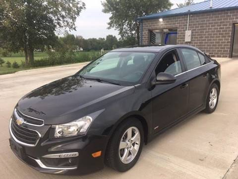 2016 Chevrolet Cruze Limited for sale in Dallas Center, IA