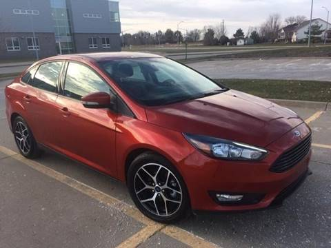 2018 Ford Focus for sale in Dallas Center, IA