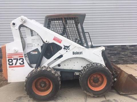 2001 Bobcat 873 for sale in Dallas Center, IA