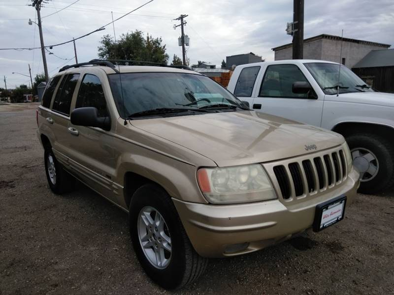 2000 Jeep Grand Cherokee For Sale At White Automotive LLC In Marsing ID