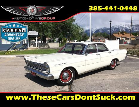 1965 Ford Galaxie for sale in Sandy, UT