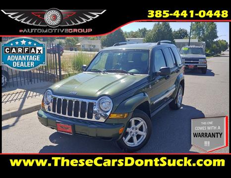 2006 Jeep Liberty for sale in Sandy, UT