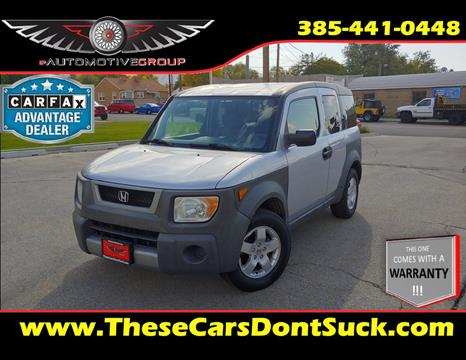 2003 Honda Element for sale in Sandy, UT