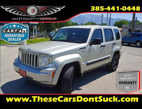 2009 Jeep Liberty for sale in Sandy, UT