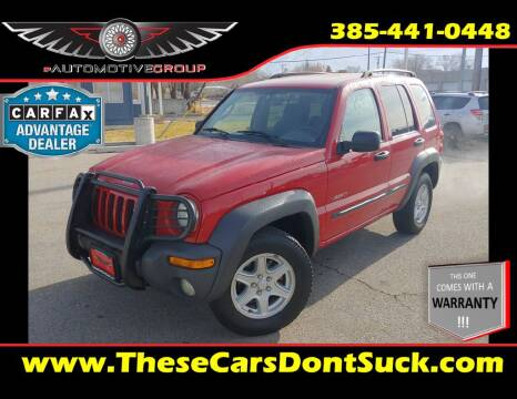 2004 Jeep Liberty for sale in Sandy, UT