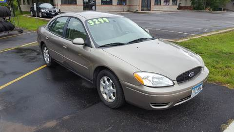 2006 Ford Taurus for sale in North Branch MN