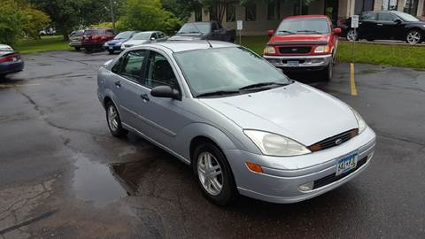 2001 Ford Focus for sale in North Branch, MN