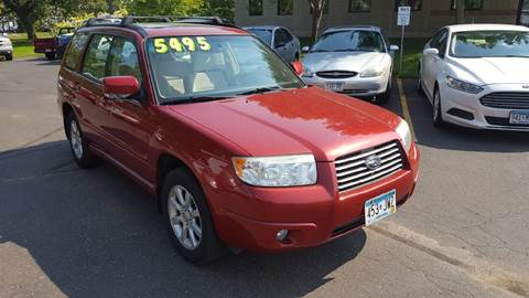2006 Subaru Forester for sale in North Branch, MN