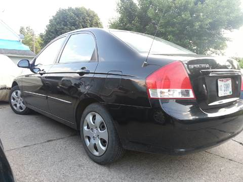2008 Kia Spectra for sale in Cleveland OH