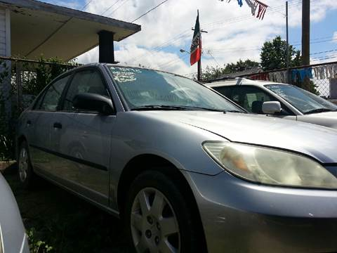2005 Honda Civic for sale in Cleveland OH