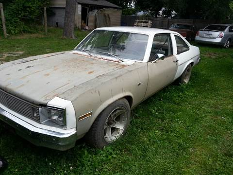 1979 Chevrolet Nova for sale in Cleveland OH