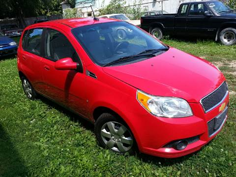 2009 Chevrolet Aveo for sale in Cleveland, OH