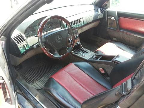 1995 Mercedes-Benz SL-Class for sale in Cleveland OH
