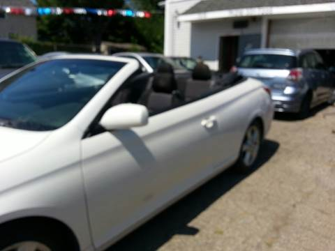 2006 Toyota Camry Solara for sale in Cleveland OH