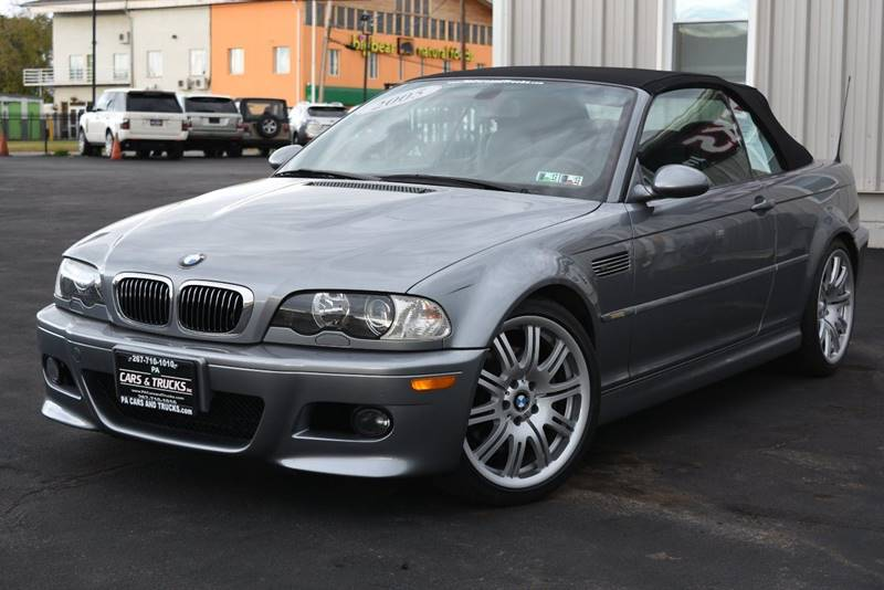 2005 bmw m3 in morrisville pa pa cars and trucks inc 2005 bmw m3 for sale at pa cars and trucks inc in morrisville pa sciox Images