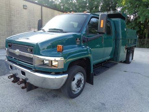 2009 Chevrolet C5500 for sale in Morrisville, PA
