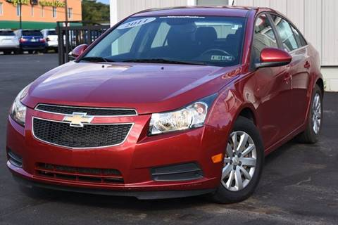 2011 Chevrolet Cruze for sale in Morrisville, PA