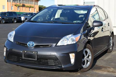 2015 Toyota Prius for sale in Morrisville, PA
