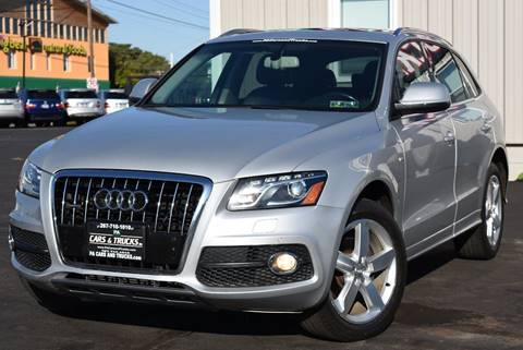 2012 Audi Q5 for sale in Morrisville, PA