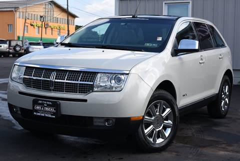 2007 Lincoln MKX for sale in Morrisville, PA