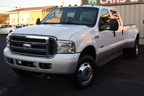 2006 Ford F-350 Super Duty for sale in Morrisville, PA