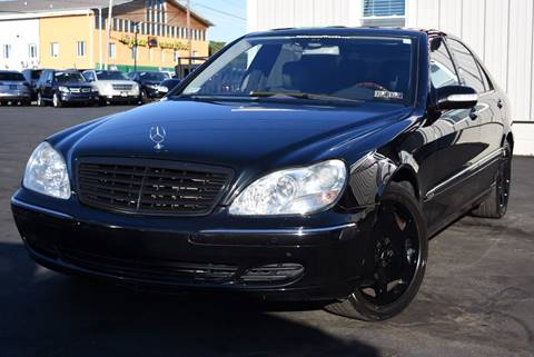 2005 Mercedes-Benz S-Class for sale in Morrisville, PA