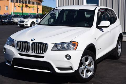 2012 BMW X3 for sale in Morrisville, PA