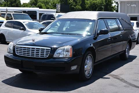 2003 Cadillac Deville Professional for sale in Morrisville, PA