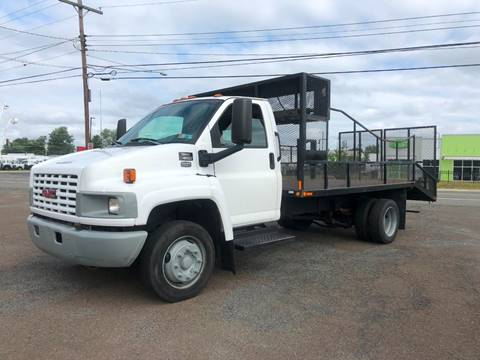 2003 GMC C4500 LANDSCAPING TRUCK for sale in Morrisville, PA