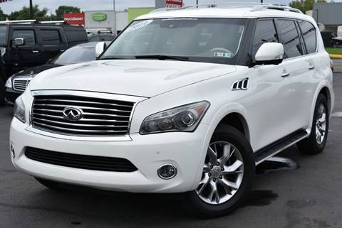 2011 Infiniti QX56 for sale in Morrisville, PA