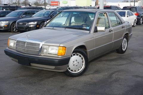 1993 Mercedes-Benz 190-Class for sale in Philadelphia, PA