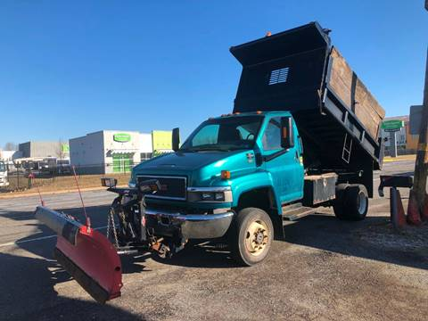2005 GMC C4500 for sale in Morrisville, PA
