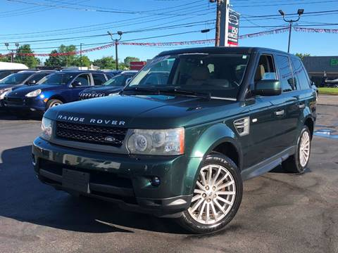 2011 Land Rover Range Rover Sport for sale in Philadelphia, PA