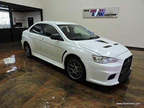 2012 Mitsubishi Lancer Evolution for sale in Jacksonville, FL