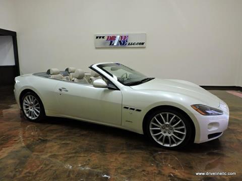 2011 Maserati GranTurismo for sale in Jacksonville, FL