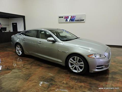 2011 Jaguar XJL for sale in Jacksonville, FL
