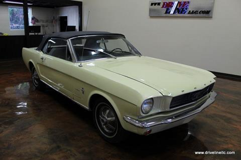 1966 Ford Mustang For Sale In Florida Carsforsale Com