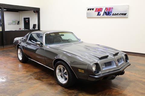 1975 Pontiac Firebird for sale in Jacksonville, FL