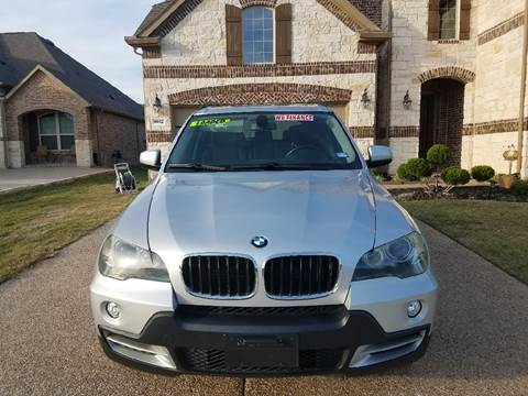 2009 BMW X5 For Sale In Frisco TX