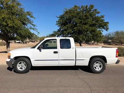 1999 GMC Sierra 1500 for sale in Apache Junction, AZ