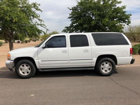 2002 GMC Yukon XL for sale in Apache Junction, AZ