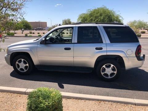 2007 Chevrolet TrailBlazer for sale in Apache Junction, AZ