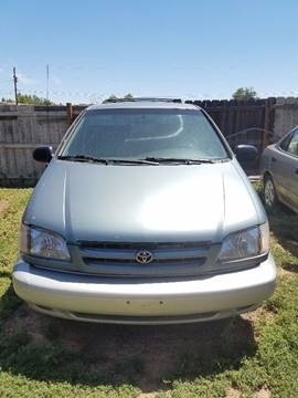 1999 Toyota Sienna for sale in Broomfield, CO