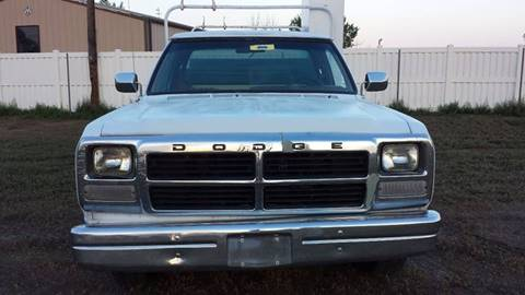 1993 Dodge RAM 350 for sale in Broomfield, CO